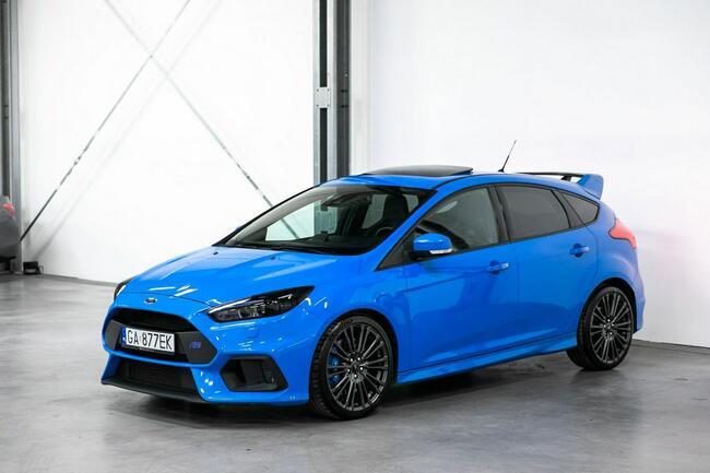 Ford Focus RS 2.3 EcoBoost 350KM, Salon PL, 100% bezwypadkowy, FV 23%. Węgrzce - zdjęcie 4