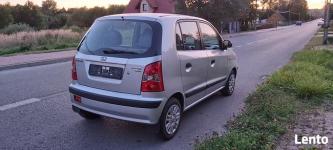 Hyundai Atos 1,1 benzyna 59KM 88100km 2006r zarejestrowany Skarżysko-Kamienna - zdjęcie 5