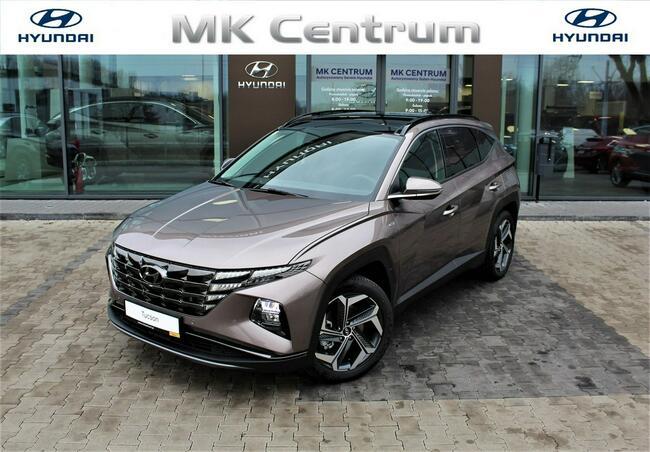Hyundai Tucson 1.6 T-GDI 150 KM 7DCT Platinum! 48V Mild Hybrid ! Łódź - zdjęcie 1