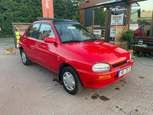Mazda 121 / 1.3 benzyna / Gwarancja GetHelp / Opłacony Świebodzin - zdjęcie 5