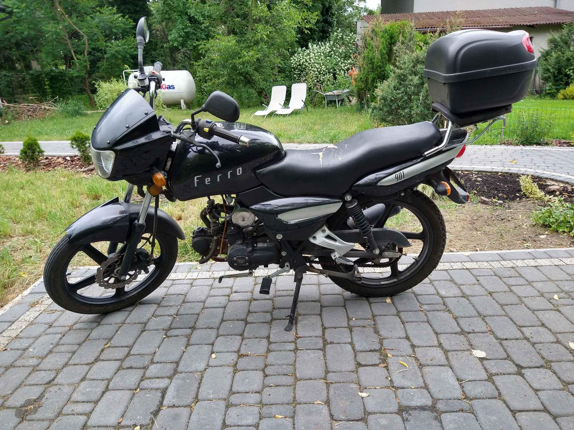 Motorower Ferro (Junak) 901 Białołęka - zdjęcie 1