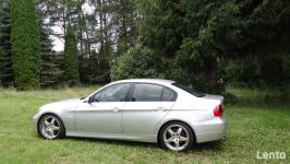 2005 BMW e90 325i 218 koni, N52, 6 biegow, skora, xenon Sanok - zdjęcie 5