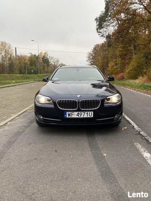 BMW serii 5 f11 2010r. Gostynin - zdjęcie 3
