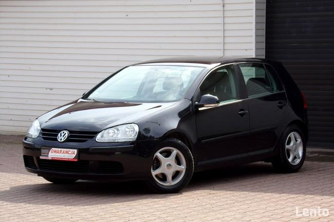 Volkswagen Golf Klimatronic / Gwarancja / 1,4 / 90KM / alu / Mikołów - zdjęcie 4