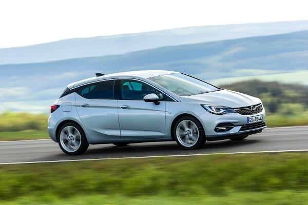 Opel AstraV 1.6 CDTI Enjoy Warszawa - zdjęcie 1