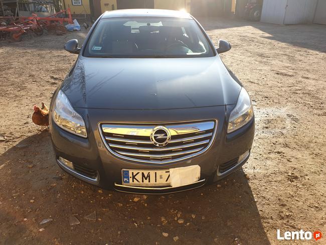Opel Insignia sprzedam Miechów - zdjęcie 6