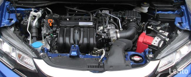 Honda Jazz Elegance 1,3 i-VTEC automat CVT niebieski metalik Gniezno - zdjęcie 12