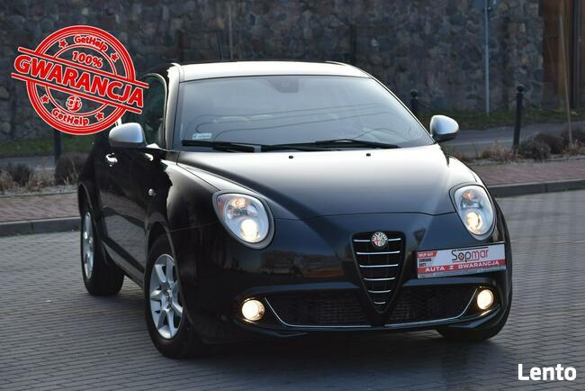 Alfa Romeo Mito 1.3JTDm 95KM 2011r. Klima 96tkm POLECAM Kampinos - zdjęcie 1
