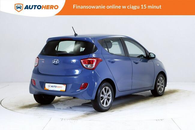 Hyundai i10 DARMOWA DOSTAWA, Hist Serwis, Grzane fotele, LED, Klima, Warszawa - zdjęcie 6