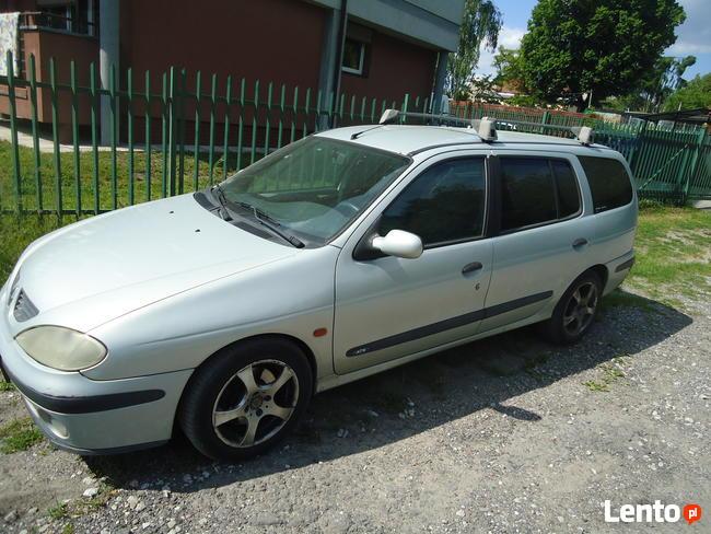 Renault megane tanio! Górna - zdjęcie 2