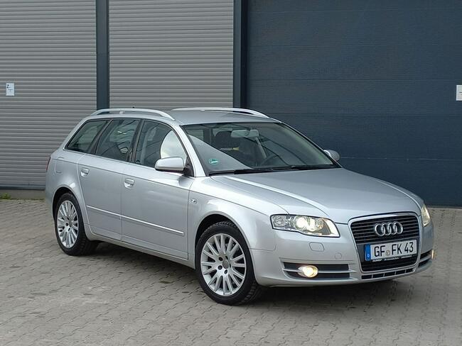 Audi A4 **Z NiEMiEC**163KM*BARDZO ŁADNA**1.8 Turbo** Olsztyn - zdjęcie 5