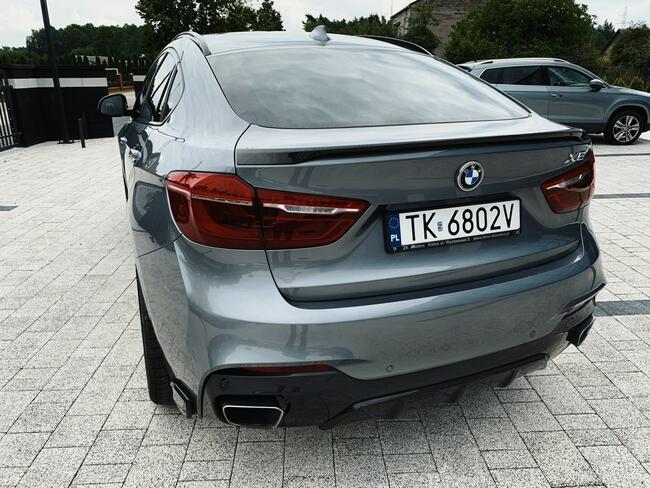* BMW X6 XDRIVE40D * MSPORT* 313KM * 2018/2019 * 3.0 DIESEL Skórnice - zdjęcie 11