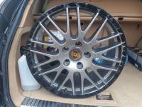 """Alufelgi BBS Porsche Cayenne Oryginalne 20"""" 5/130 Et57 Olsztyn - zdjęcie 3"""