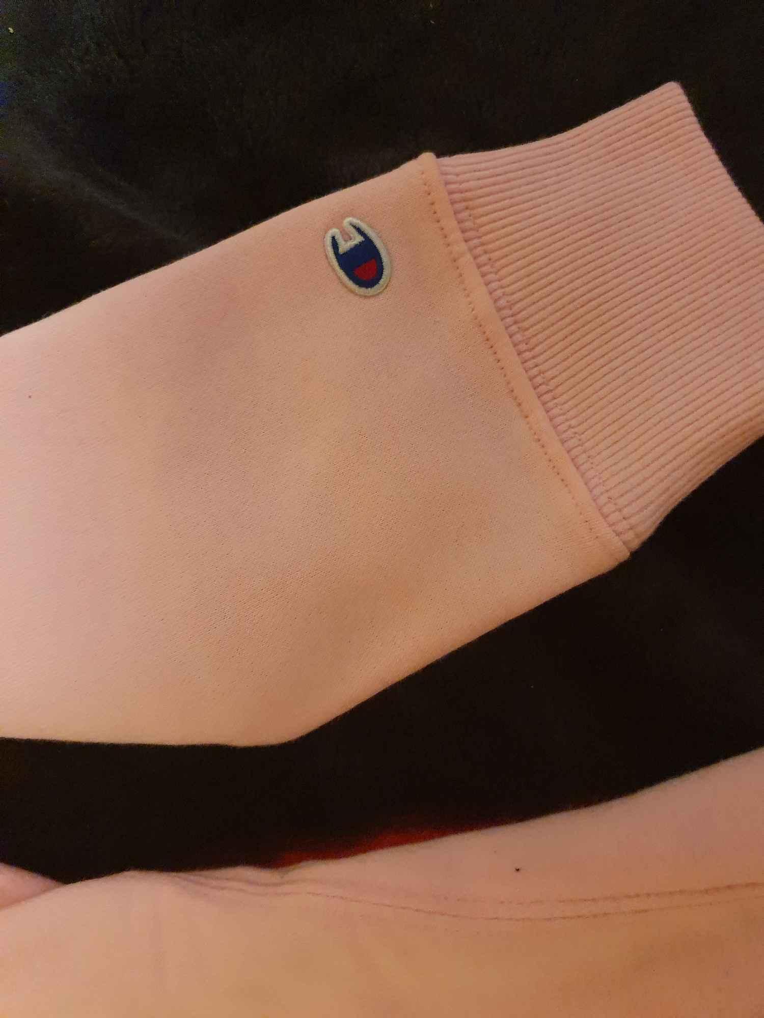 Bluza różowa Champion Rozmiar M  - 13 lat Włocławek - zdjęcie 5