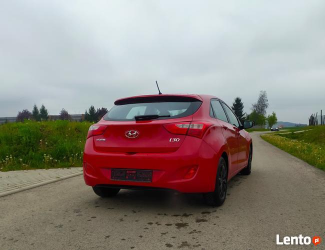 Hyundai I30 II 1.6 GDI 135KM Zadbany Żory - zdjęcie 2