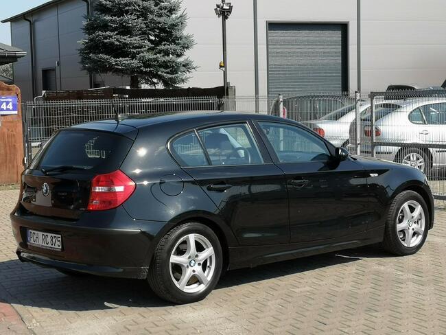 BMW 116 2009, Klimatronik, Przebieg Tylko 132tyś km, Z Niemiec Radom - zdjęcie 4