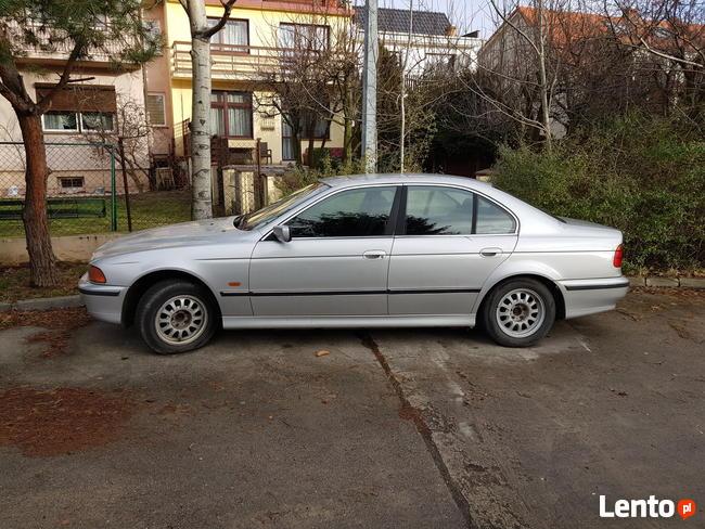 sprzedam BMW E 39 Legnica - zdjęcie 1