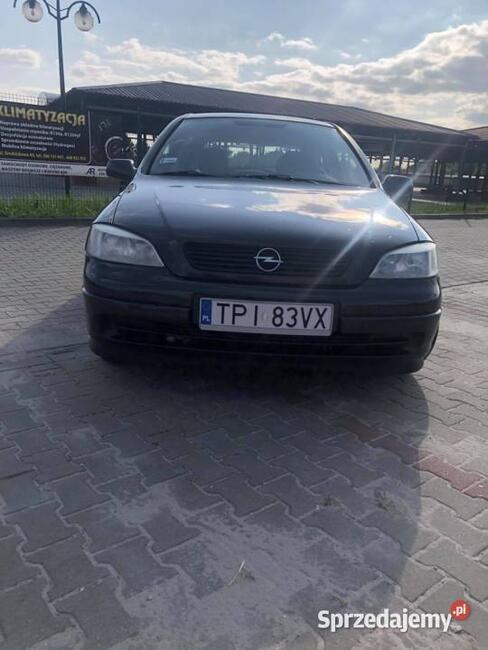 Opel astra g II 1.6 8v GAZ Pińczów - zdjęcie 2