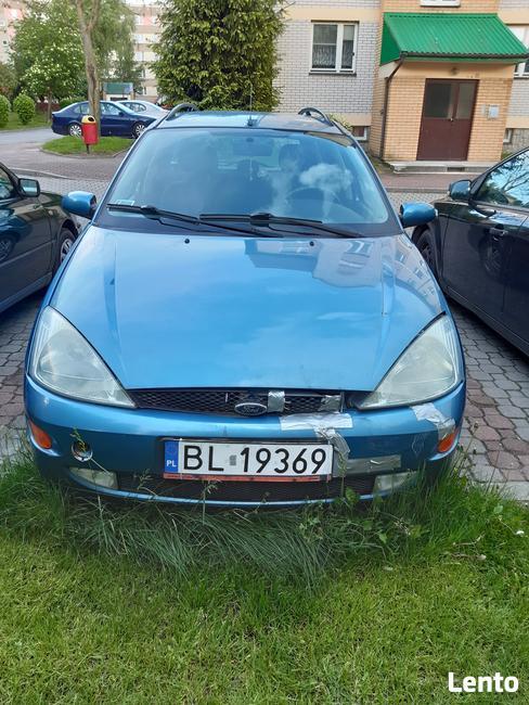 Sprzedam Ford Focus 1.8 TDDI, 2001r. Łomża - zdjęcie 3