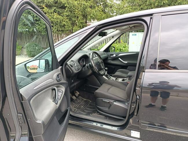 Ford S-Max 2.0TDCI Climatronic Alu Serwis Piekny z Niemiec Radom - zdjęcie 9