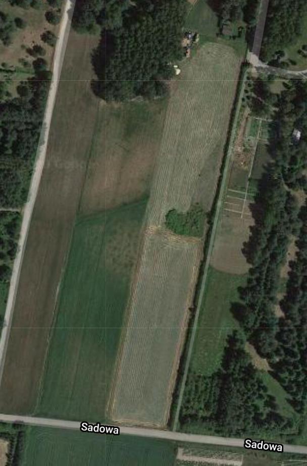 W ATRAKCYJNEJ CENIE. Działki Gmina Tuszyn-Wola Kazubowa Wola Kazubowa - zdjęcie 2