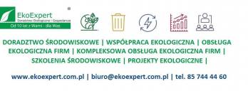 SPRAWOZDANIA ŚRODOWISKOWE OPŁATY ŚRODOWISKOWE EKOEXPERT BIAŁYSTOK Białystok - zdjęcie 1