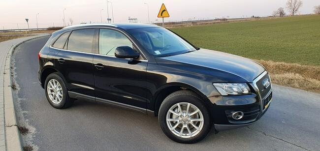 Audi Q5 4x4 Ledy Xenon Skóry Navi Gniezno - zdjęcie 8