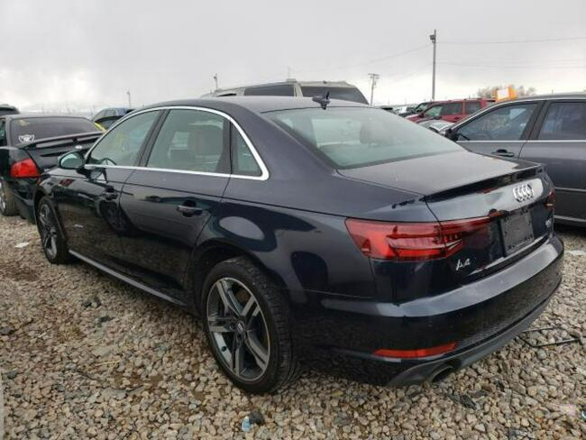 Audi A4 2018, 2.0L, 4x4, porysowany lakier Warszawa - zdjęcie 3