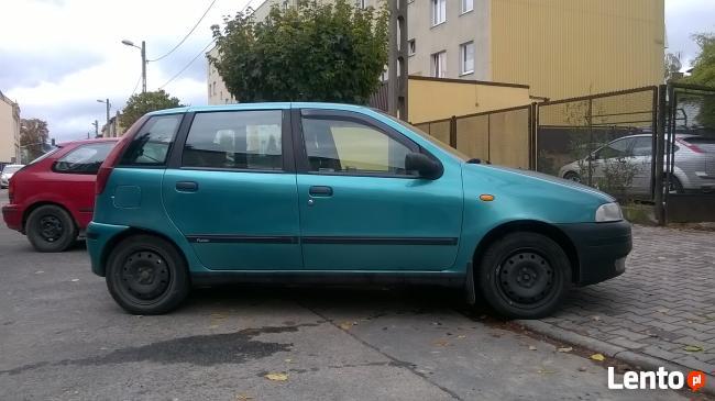Fiat punto ELX Nowy Sącz - zdjęcie 5