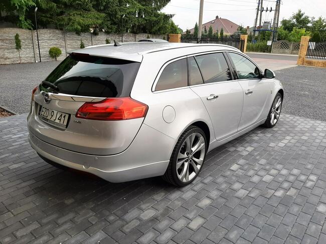 Opel Insignia 2.0 CDTI* 160 KM* AUTOMAT* Zarejestrowana* Zduńska Wola - zdjęcie 12