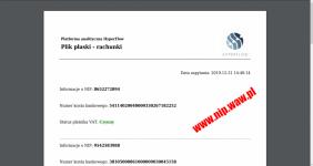 Biała Lista VAT - program dla przedsiębiorców Stalowa Wola - zdjęcie 3