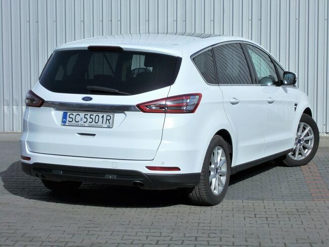 Ford S-Max 2.0 150KM. Powershift. Krajowy. FVAT. Częstochowa - zdjęcie 5