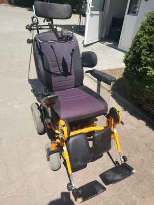 Wozek elektryczny inwalidzki Krosno - zdjęcie 1
