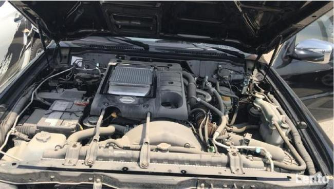 Nissan Patrol 5.6 V8 benz. 400 KM 4x4 Automat 7-bieg. 2019 Bielany Wrocławskie - zdjęcie 6