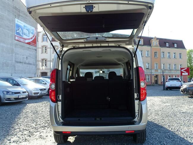 Fiat Doblo Benzyna Zarejestrowany Ubezpieczony Elbląg - zdjęcie 7