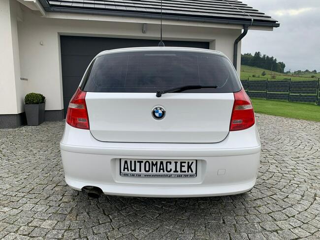 BMW 116 BENZYNA, SUPER STAN, GWARANCJA! Kamienna Góra - zdjęcie 8