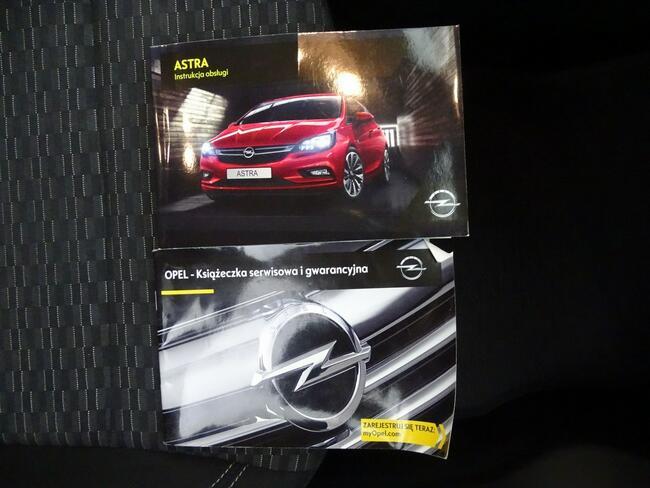 Opel Astra 1.6CDTI Dynamic Salon PL! 1 wł! ASO! FV23%! Dostawa GRATIS Warszawa - zdjęcie 5