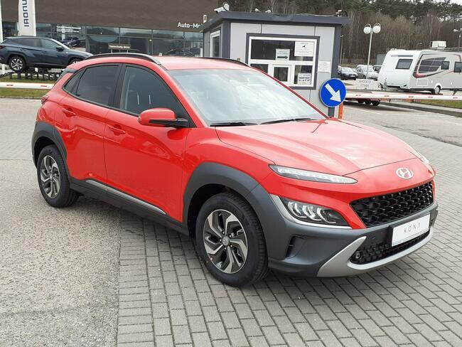 Hyundai Kona Hybryda 141KM STYLE + NAVI 2021 Wejherowo - zdjęcie 5