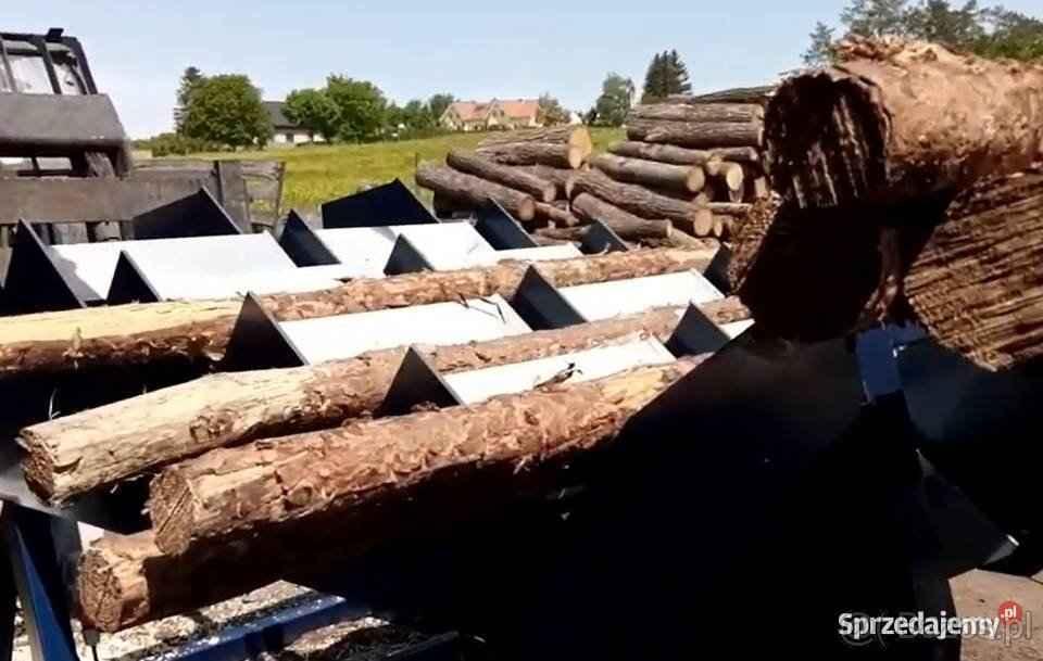 Podajnik schodkowy,dzielnik,separator do drewna. Gorzów Wielkopolski - zdjęcie 2