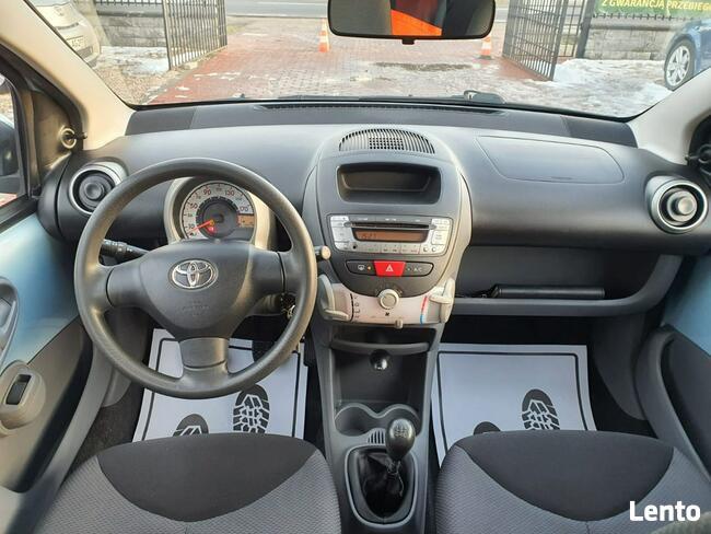 Toyota Aygo Gwarancja, Serwis Sade Budy - zdjęcie 8