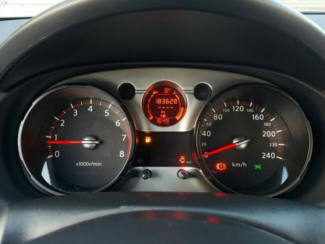 Nissan Qashqai 1,6i 115KM Tempomat/Alu/Serwis/AUX/GwArAnCjA Węgrów - zdjęcie 11