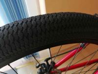 Rower BMX mafiabikes Medusa Czerwony Ustka - zdjęcie 3