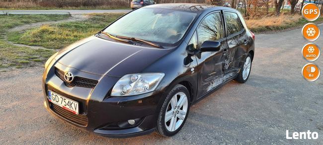 Toyota Auris 1 wlasciciel w kraju Bogata Opcja Karczew - zdjęcie 1