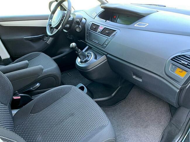 Citroen C4 Picasso Benzyna Climatronic Gwarancja Kutno - zdjęcie 8