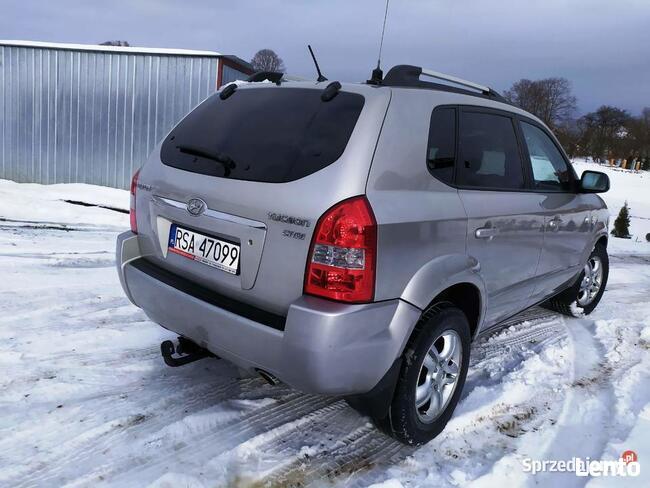 Hyundai Tucson 4X4 2008 Sanok - zdjęcie 5