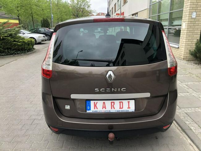 Renault Grand Scenic 1.6 16v Skóra Navi Szczecin - zdjęcie 7