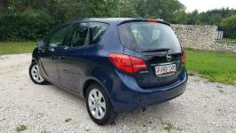 Opel Meriva 1.4T 120KM # Climatronic # Super Stan # Serwisowana !!! Chmielnik - zdjęcie 4