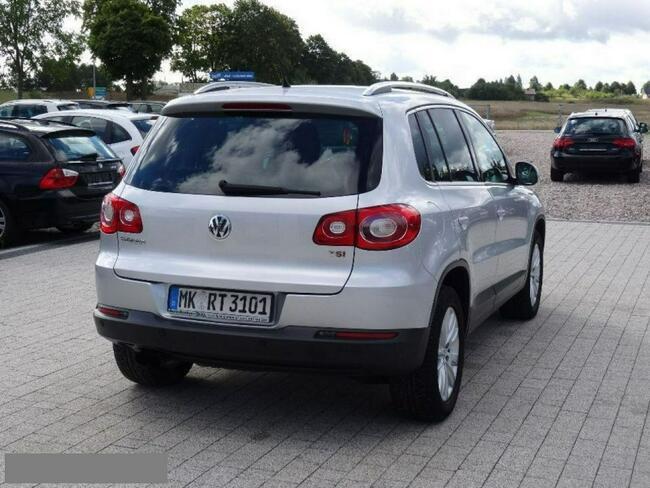 Volkswagen Tiguan 1.4 TSI 150KM! 4X4! Bezwypadkowy! Serwis! Opłacony! Kościerzyna - zdjęcie 12