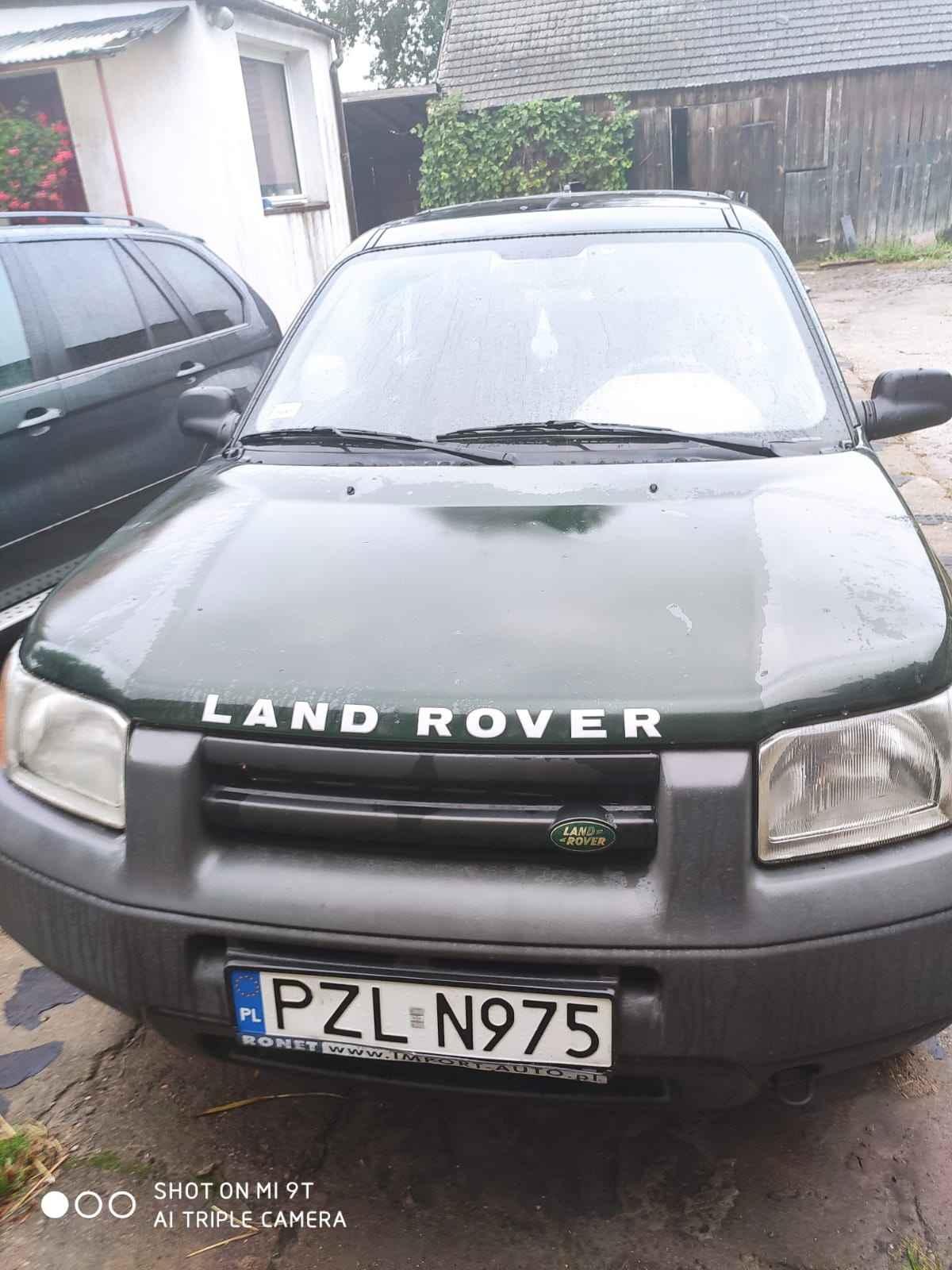 Landrover Freelander Piła - zdjęcie 2