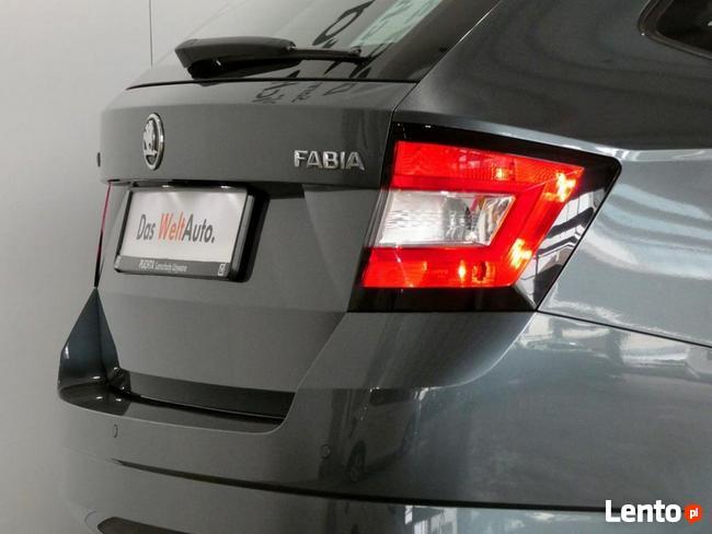 Škoda Fabia Salon PL FV23 Gwarancja 1.4TDI 90KM 2016 DealerPlichta Gdańsk - zdjęcie 8
